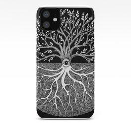 Druid Tree of Life iPhone Case