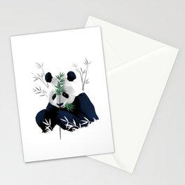 Panda Bamboo Stationery Cards