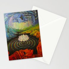 Earth-and-Sky Stationery Cards
