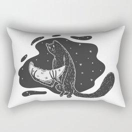 Mooneater Rectangular Pillow