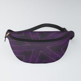 Eggplant Purple Fanny Pack