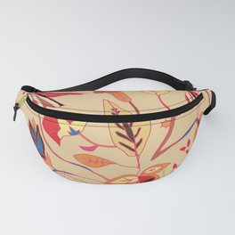 Flowers of world Fanny Pack