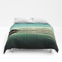 Lake Scene Comforters