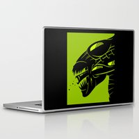 queen Laptop & iPad Skins featuring Queen by Artistic Dyslexia