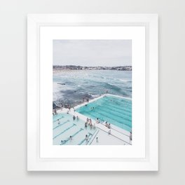 That's just the Waves Framed Art Print