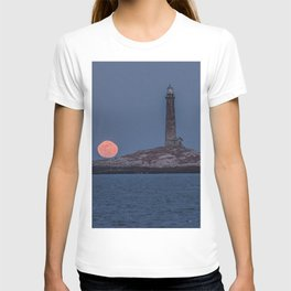 North Tower Blue Moon Rise T-shirt