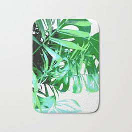 Tropical Gathering Bath Mat