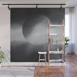 Spaces VIII - Singularity Wall Mural