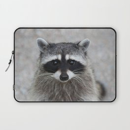 Raccoon by Trish Stamp Photography  Laptop Sleeve