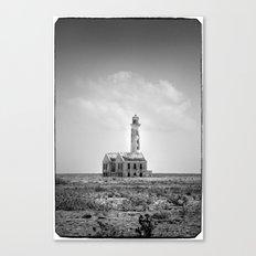 Klein Curaçao (Little Curacao) Lighthouse Canvas Print
