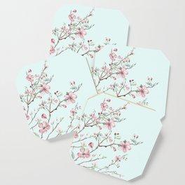 Apple Blossom #society6 #buyart Coaster