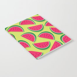 Juicy Watermelon Slices Notebook