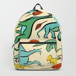 Dino meet Backpack