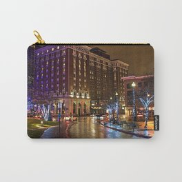 Amway Hotel at night Carry-All Pouch