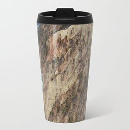 Grand Canyon of the Yellowstone - Yellowstone National Park Travel Mug