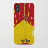soviet iPhone & iPod Cases featuring Soviet+Electricity (Idol#1) by canefantasma