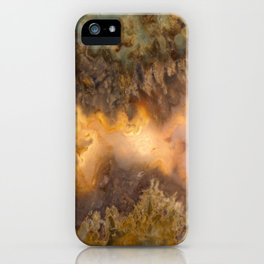 Idaho Gem Stone 31 iPhone Case
