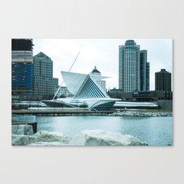 Quadracci Pavilion Canvas Print