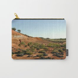 Lark Quarry - Outback Australia Carry-All Pouch
