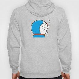 Doraemon Surprised Hoody