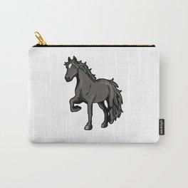 Percheron Draft Horse Pony Carry-All Pouch