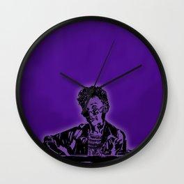 Tulip O'Hare Wall Clock
