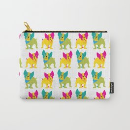 Charlie chihuahua Carry-All Pouch