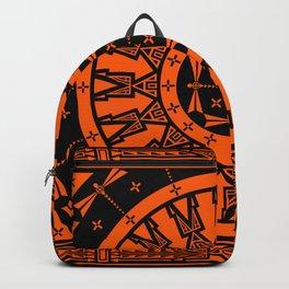 Ancestors (Orange) Backpack