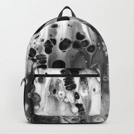 Monochrome Lava Flow Backpack