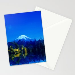 MOUNT FUJI REFLECTION Stationery Cards