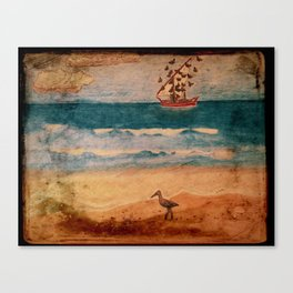 MIGRATION Canvas Print