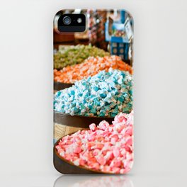 Salt Water Taffy iPhone Case