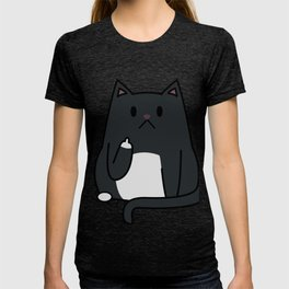 Cat Flipping Out T-shirt