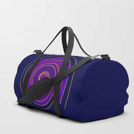 Rolling spiral Duffle Bag