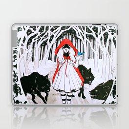 Amongst Wolves Laptop & iPad Skin