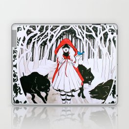 Amongst Wolves Laptop & iPad Skin