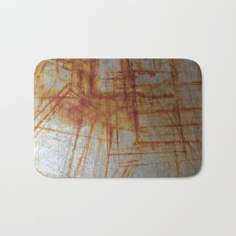 Rusty Boxy Bath Mat
