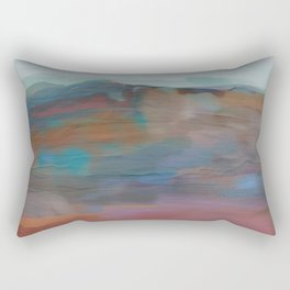Painted Desert Rectangular Pillow