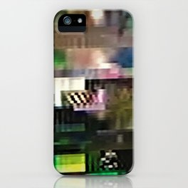 Limo Abstract iPhone Case