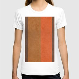 Shades of Brown T-shirt