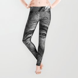 Once upon a Time in VIETNAM Leggings