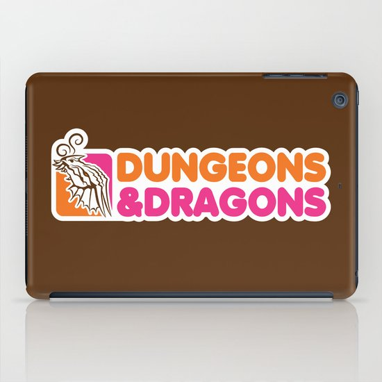 D&D All Nighter iPad Case