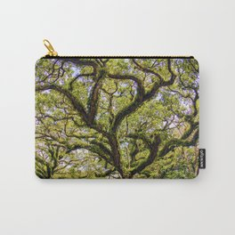 Tree Tops Carry-All Pouch