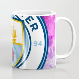 Manchester City Galaxy Edition Coffee Mug