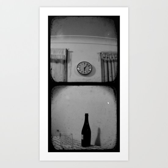Happy Hour - Through The Viewfinder (TTV)  Art Print