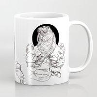 walrus Mugs featuring Walrus by Hopler Art