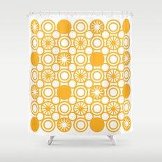 Circle A Shower Curtain