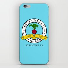Schrute Farms | The Office - Dwight Schrute iPhone & iPod Skin