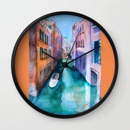 Venice 2 Wall Clock