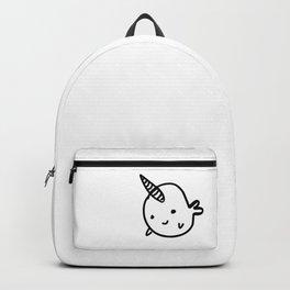 CUTE NARWHAL Backpack